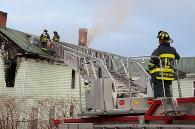 Lawrence, MA 2nd Alarm - 50 Forest St - 3-29-13