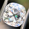 2.35ct Old Mine Cushion Cut, GIA J VS1 0