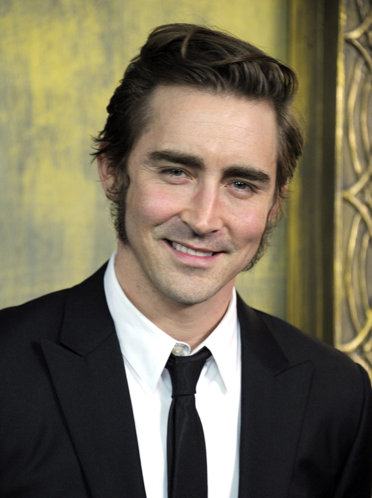 "Description of . Lee Pace attends ""The Hobbit: An Unexpected Journey\"" New York Premiere Benefiting AFI - Red Carpet And Introduction at Ziegfeld Theater on December 6, 2012 in New York City.  (Photo by Michael Loccisano/Getty Images)"