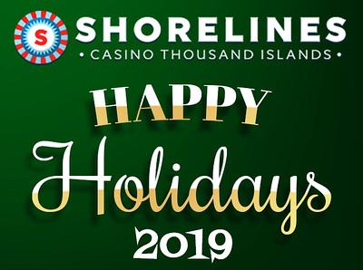Shorelines Casino Thousand Islands Dec 9 ,2019 (Prints)