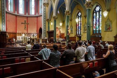 Frassati Feast Day Mass & Brunch