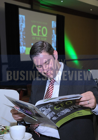 CFO of the Year 2015
