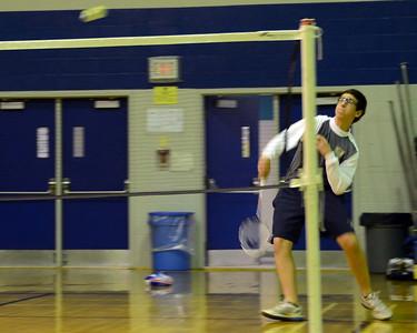 SMS Junior Badminton City Championship 2012 - Wednesday  May 9, 2012