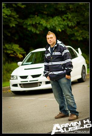 Alan's Senior Pics