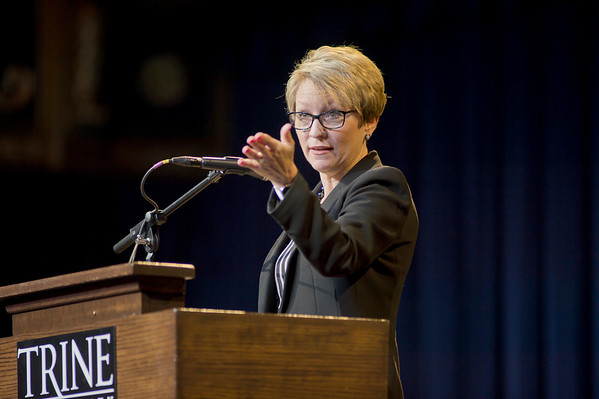 2017 SUE ELLSPERMANN , Ph.D (FORMER  LT. INDIANA GOVERNOR 2013-16)