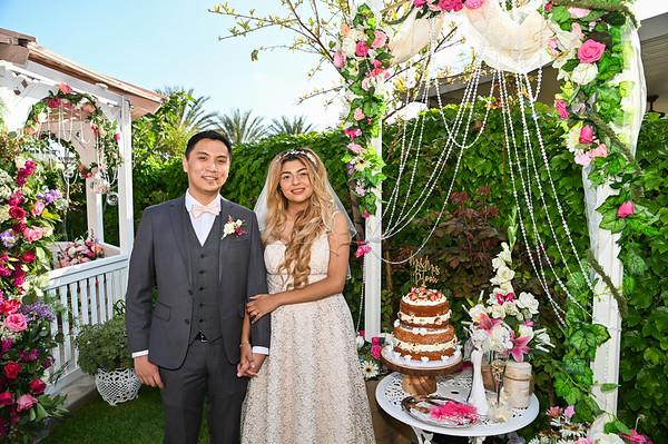 Sandy and Ryan's wedding