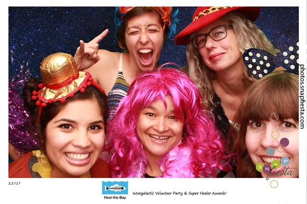 Heal the Bay's Intergalactic Volunteer Party & Super Healer Awards! 2.27.17