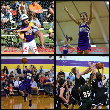 2015-16 Middle School Sports