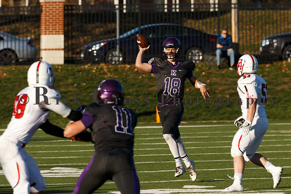 Knox College Football vs Monmouth College Nov. 12, 2016