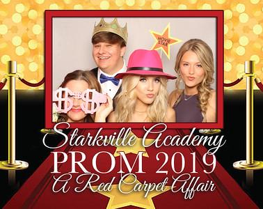 Starkville Academy Prom 2019