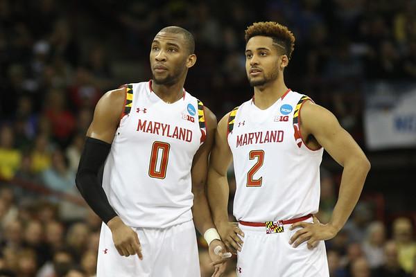 UH vs. Maryland 2016 NCAA Tournament