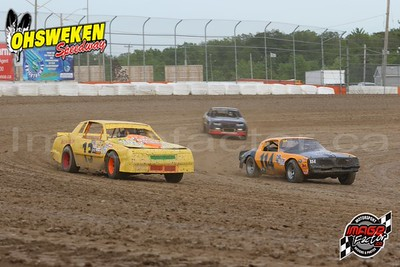 Ohsweken Speedway- June 26th