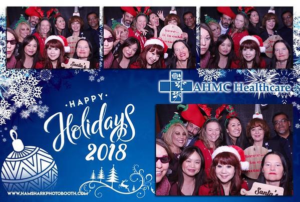 AHMC Healthcare 2018 Holiday Party