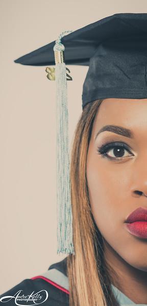 Barbara Edwards 2018 Grad Shoot