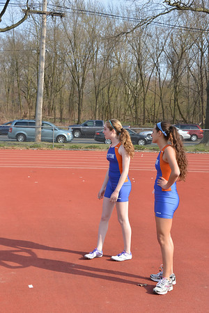2013-04-10 Dayton Coed Track Meet vs Multi-School