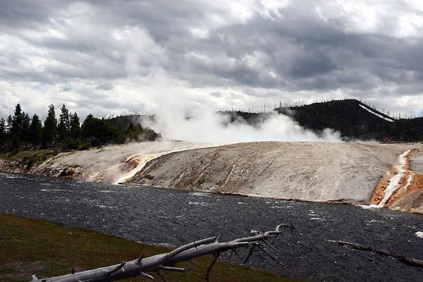 Yellowstone-Upper Geyser Basin