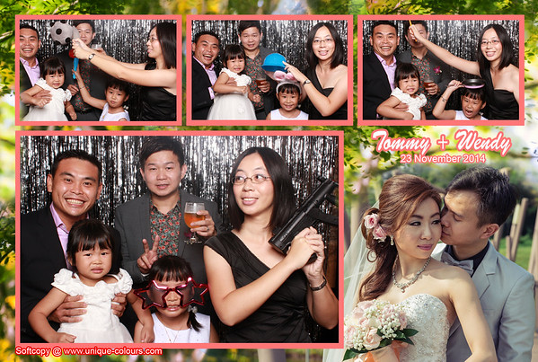 Tommy + Wendy Photobooth