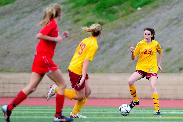 TP Girls Soccer vs Fallbrook, H2