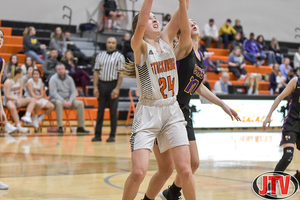 Concord vs Stockbridge Girls Basketball 1-6-20