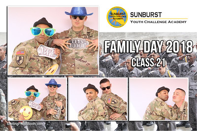 Sunburst Academy Family Day