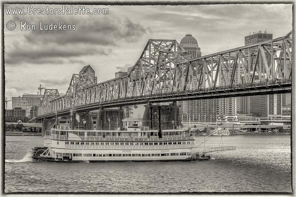 Bridges Across Mississippi & Ohio Rivers