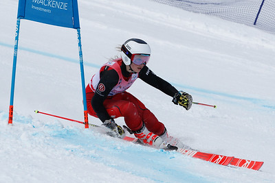 U16 Girls Super G