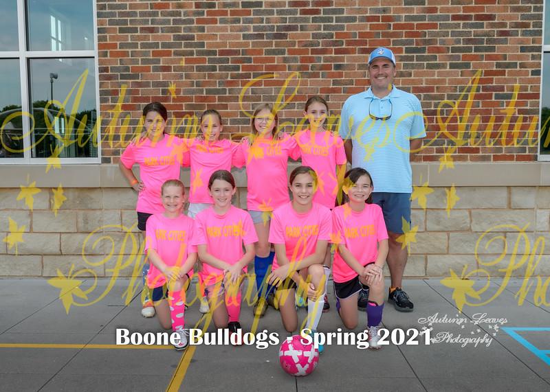 20210515 - # B2 4G Boone Bulldogs - Jennings