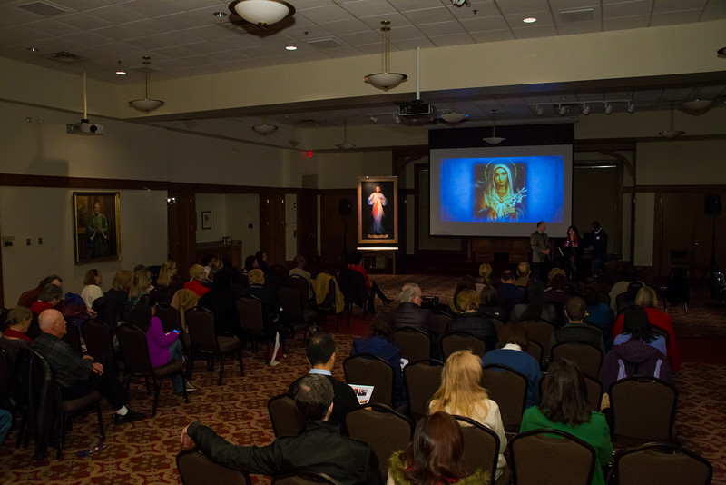 Kenney Parish Hall Cathedral of Christ the King Atlanta GA Feb 27 2014