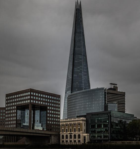 Shard in London, UK