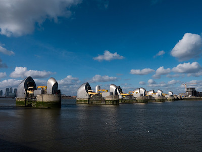Thames Path - Woolwich to Rotherhithe 2014