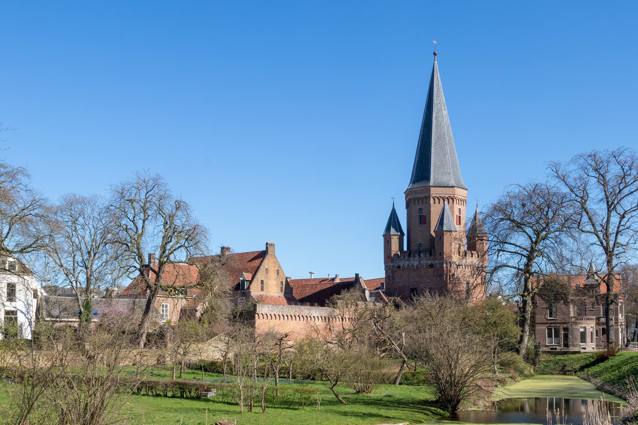 Historisch Zutphen (zestien fotoseries)