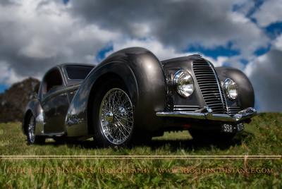 1938 Delahaye Coupe