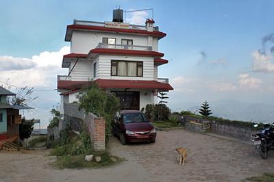 Slideshow - Trek to Nagarkot, Nepal 2010