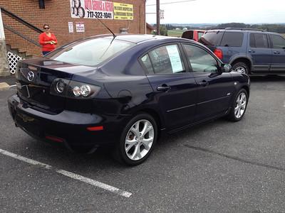2008 Mazda 3 sedan