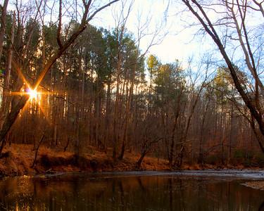 Eno River North Carolina