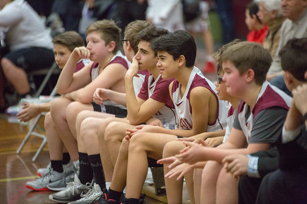 Bantam Basketball