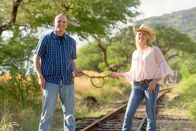 Kayla and Adam