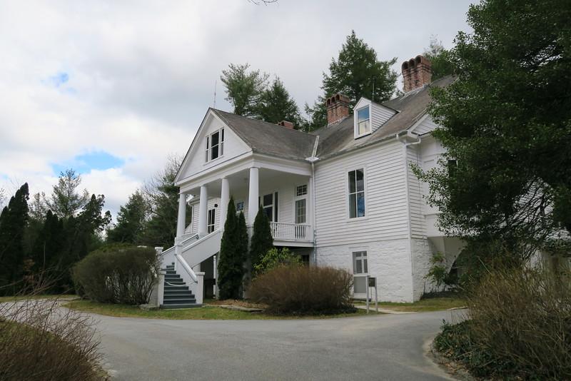 The Sandburg Home