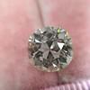 2.35ct Antique cushion Cut Diamond, GIA K VS1 21
