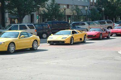 Ferarri's In Lawrence, (KS)  FCA