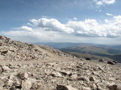 Mt Bill Evans