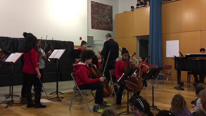 String Ensembles March 10