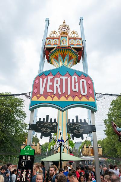 Tivoli Gardens - Vertigo