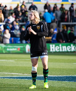 Northampton Saints vs Leinster Rugby, Heineken Champions Cup, Franklin's Gardens, 7 December 2019