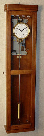 VR-355 - Reguladora Electric Master Clock