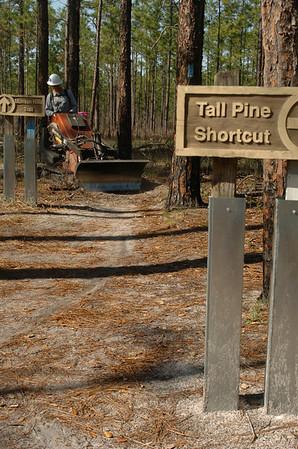 8 March 2011 Trail Dynamics on Munson