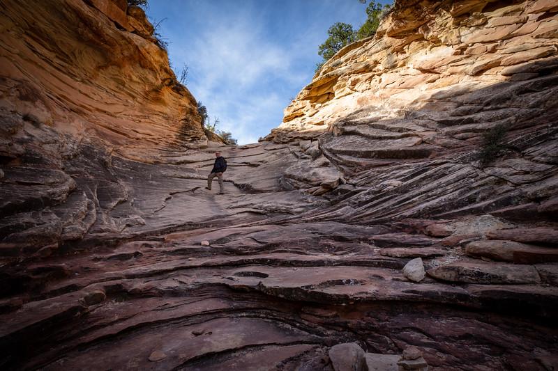 Druid Arch Trail, Needles Canyon Lands Natl Park, UT