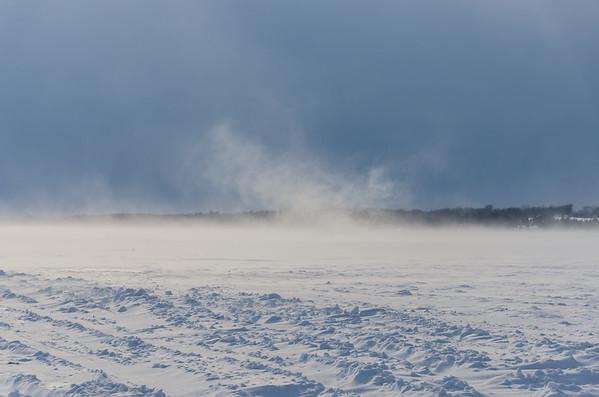 Ice Walk on Lake Champlain March 2