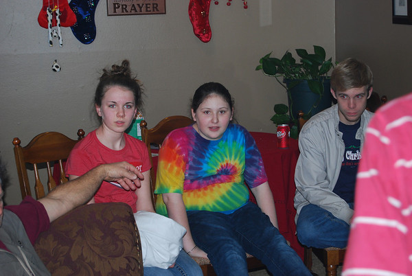Middle School Christmas Party 2010