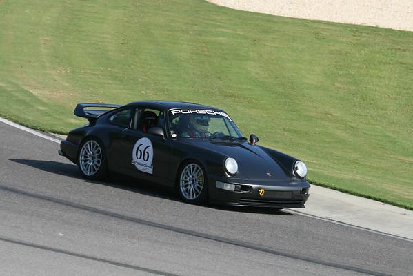 #66 Black Porsche